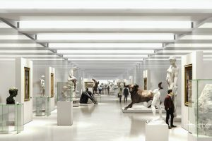 F10 architectural CGI interior gallery
