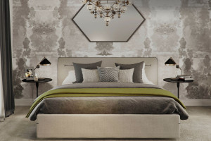 Architectural Visualisation bedroom