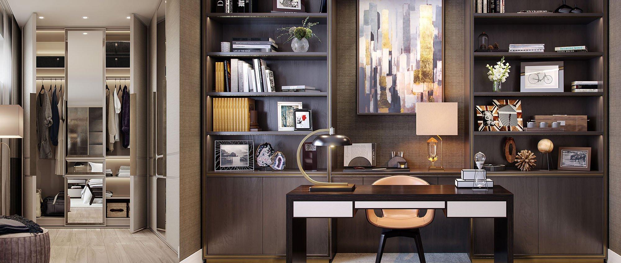 Vantage Interior Visualisation by F10 Studios