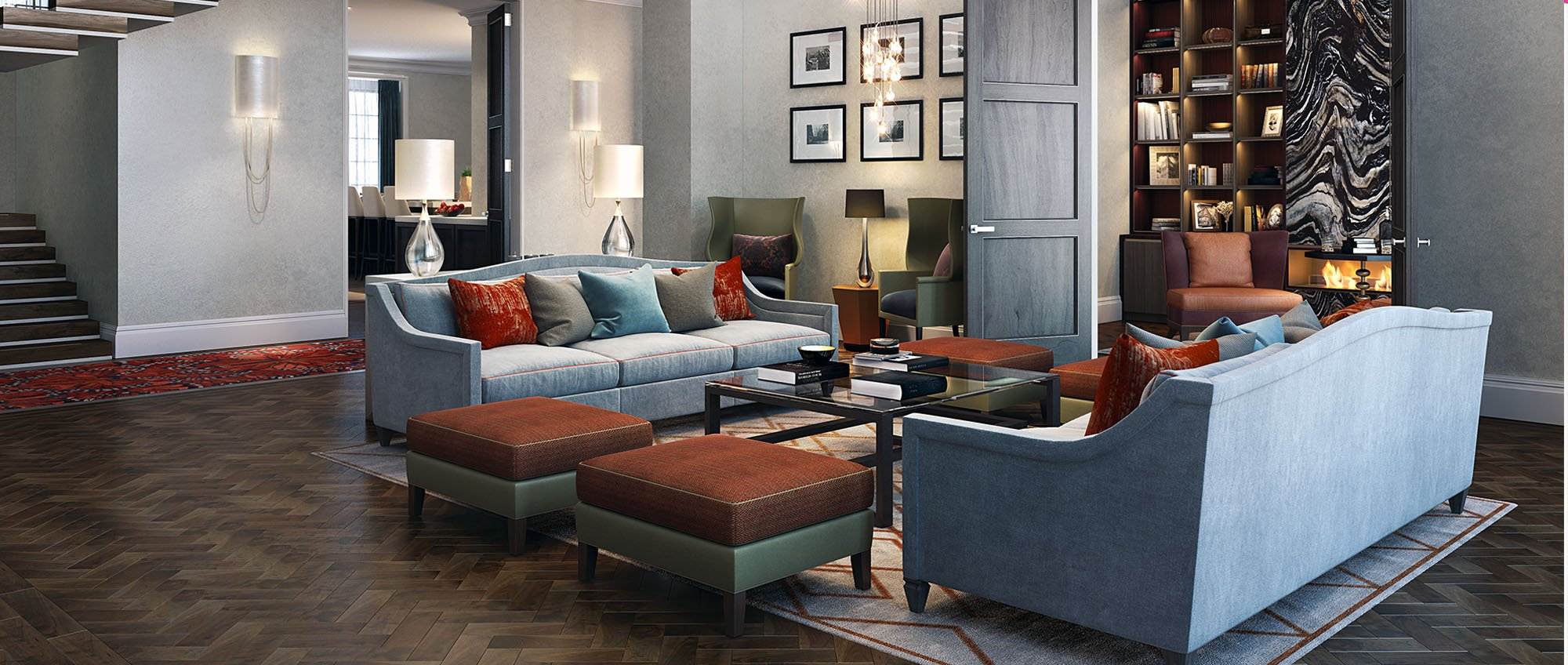 Linley Interior Visualisation by F10 Studios